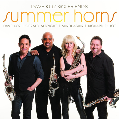 Summer Horns (CD)