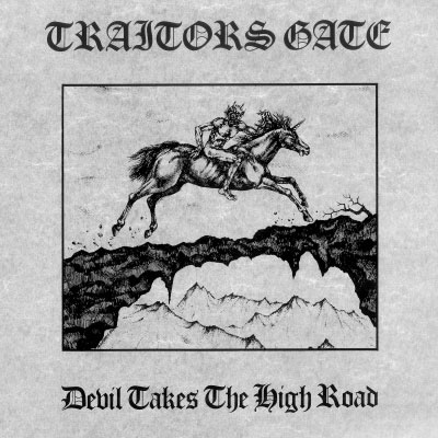 Devil Takes The High Road (CD)