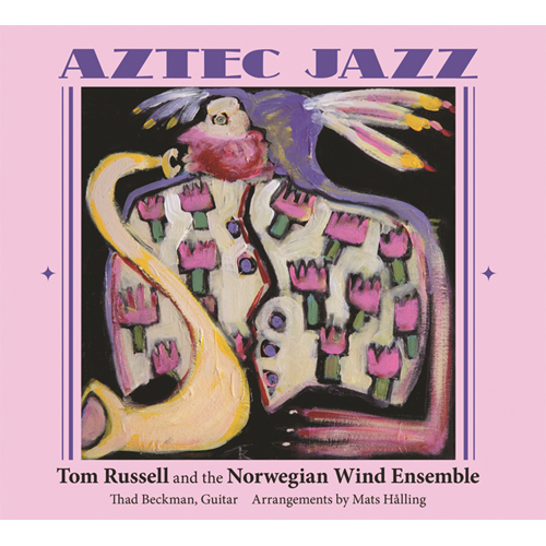 Aztec Jazz (CD)