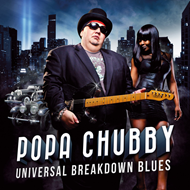 Produktbilde for Universal Breakdown Blues (CD)
