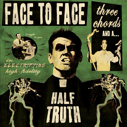 Three Chords And Half A Truth (CD)
