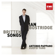 Ian Bostridge - Britten: Songs (CD)