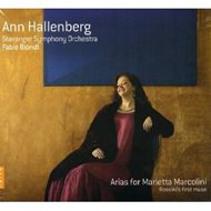 Ann Hallenberg - Arias For Marietta Marcolini, Rossini's First Muse (CD)