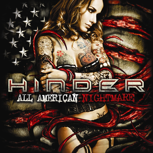 All American Nightmare - Deluxe Edition (CD)