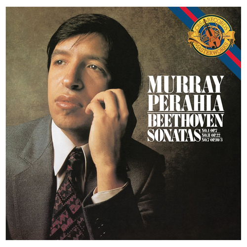 Murray Perahia - Beethoven: Piano Sonatas Nos. 4,11,17 (CD)