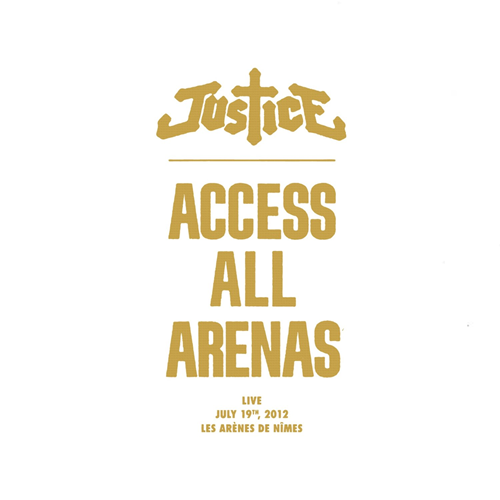 Access All Areas (CD)