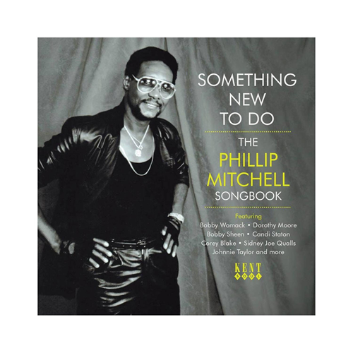 Something New To Do - The Phillip Mitchell Songbook (CD)