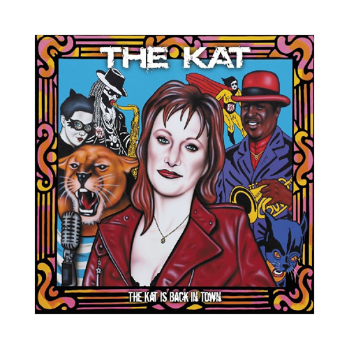 The Kat Is Back In Town (CD)