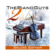 The Piano Guys 2 - Deluxe Edition (m/DVD) (CD)