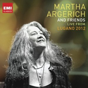 Martha Argerich - Martha Argerich & Friends Live From The Lugano Festival 2012 - Limited Edition (3CD)