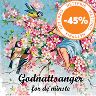 Godnattsanger For De Minste (CD)
