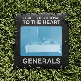 Jackleg Devotional To The Heart (CD)