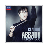 Produktbilde for Claudio Abbado - The Decca Years (7CD)