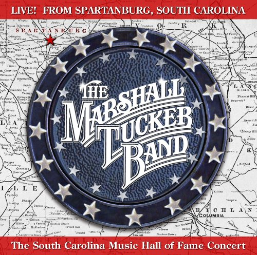 Live From Spartanburg, South Carolina (CD)