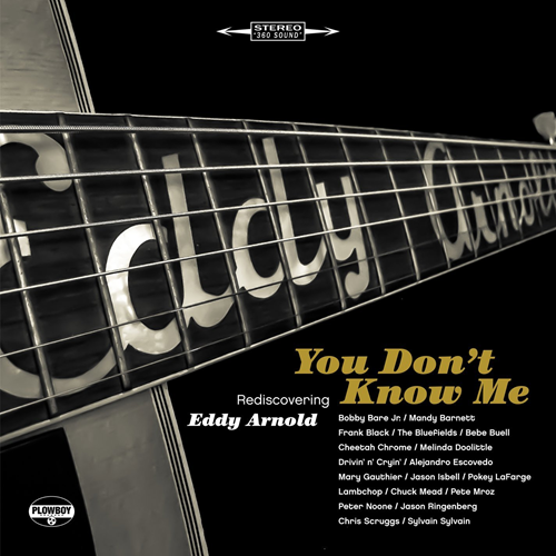 You Don't Know Me: Rediscovering Eddy Arnold (CD)
