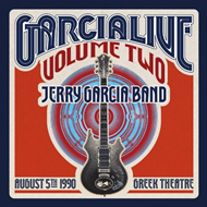 GarciaLive Volume Two: August 5th 1990 Greek Theater (2CD)