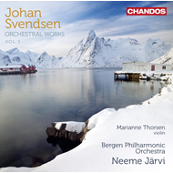 Svendsen: Orchestral Works Vol. 3 (CD)
