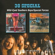 Wild-Eyed Southern Boys/Special Forces (Remastered) (CD)