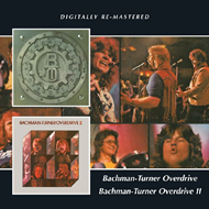 Bachman-Turner Overdrive / Bachman-Turner Overdrive II (Remastered) (CD)