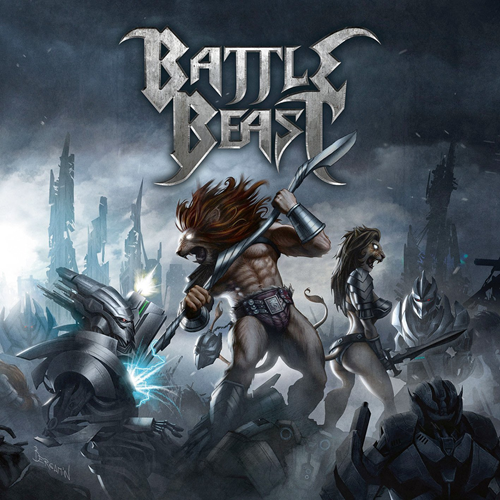 Battle Beast (CD)