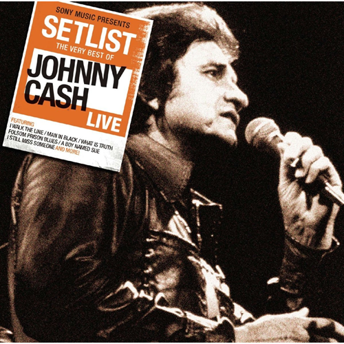 Setlist - The Very Best Of Johnny Cash Live (CD)