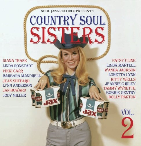 Country Soul Sisters 2 (CD)
