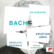Produktbilde for Bach Re-Invented (CD)