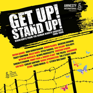 Produktbilde for Get Up! Stand Up! - Highlights From The Human Rights Concerts 1986-1998 (USA-import) (2CD)