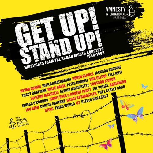 Get Up! Stand Up! - Highlights From The Human Rights Concerts 1986-1998 (2CD)