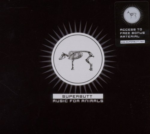 Music For Animals (CD)