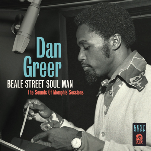 Dan Greer: Beale Street Soul Man - The Sounds Of Memphis Sessions (CD)