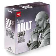 Sir Adrian Boult - Elgar: The Complete EMI Recordings - Limited Edition (19CD)