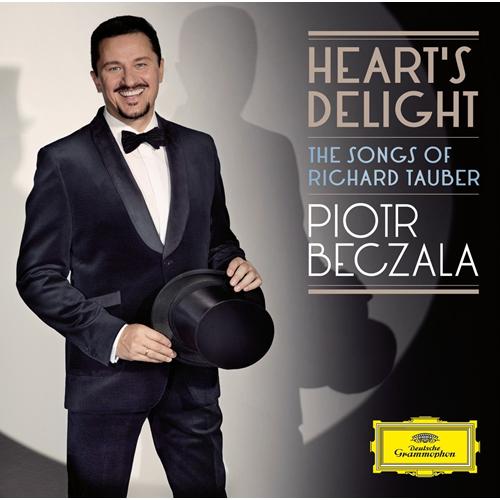 Piotr Beczala - Heart's Delight: The Songs Of Richard Tauber (CD)