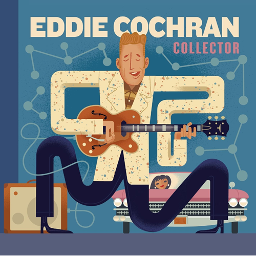 Eddie Cochran Collector (CD)