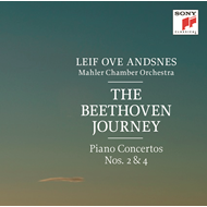 Leif Ove Andsnes - The Beethoven Journey: Piano Concertos No. 2 & 4 (CD)