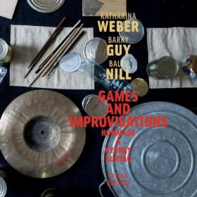 Games And Improvisations (CD)