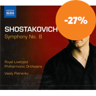 Produktbilde for Shostakovich: Symphony No. 8 (CD)