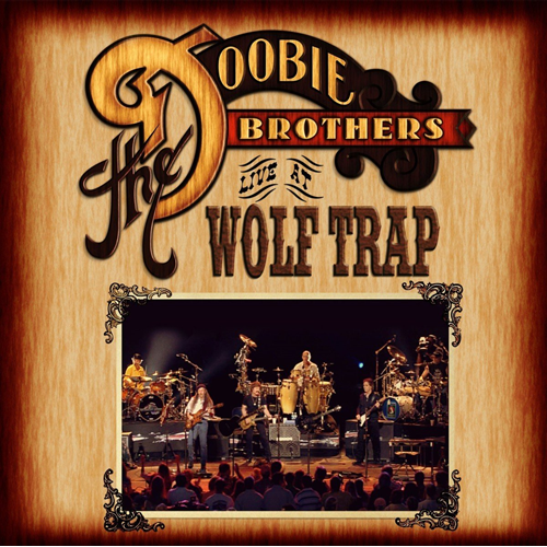 Live At The Wolf Trap (CD)