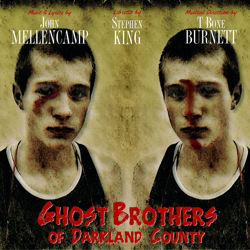 Ghost Brothers Of Darkland County - Deluxe Edition (m/DVD) (CD)