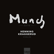 Henning Kraggerud - Edvard Munch Suite: Limited Edition (CD)
