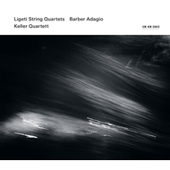 Ligeti / Barber: String Quartet 1 & 2 / Adagio (String Quartet No.1) (CD)