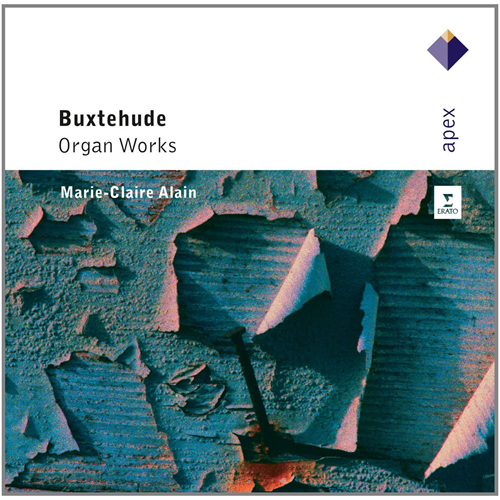 Buxtehude: Organ Works (CD)