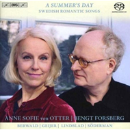 Anne Sofie Von Otter - A Summer's Day - Swedish Romantic Songs (SACD-Hybrid)