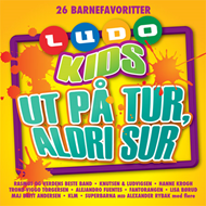Hits Kids - Ut På Tur, Aldri Sur (CD)