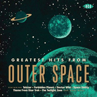 Greatest Hits From Outer Space (CD)
