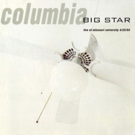 Columbia - Live At The Missouri University 1993 (CD)