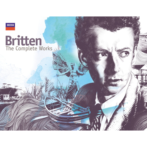 Britten: The Complete Works (65CD+DVD)