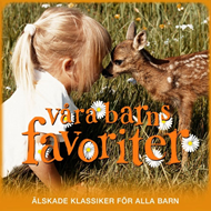 Våra Barns Favoriter (CD)