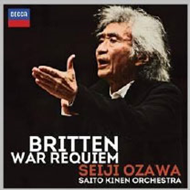 Britten: War Requiem (CD)