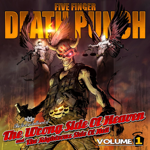 The Wrong Side Of Heaven And The Righteous Side Of Hell Vol. 1 (CD)